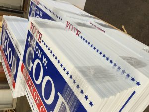 Affordable Campaign Signs